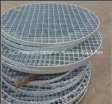 فولاذ [غرتينغ] صاحب مصنع خندقة تغطية