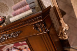 Cheminée électrique de chaufferette en bois européenne de meubles avec le certificat de la CE (328S)