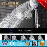 Chuveiro de chuva da massagem do aço inoxidável
