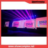 Крытая стена полного цвета арендная СИД видео- с шкафом Ce Approved (pH4.81)