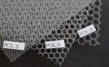 Placa plástica do favo de mel (PC6.0 alaranjado/vermelho)