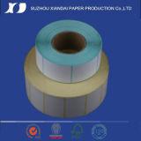 La plupart d'imprimante non thermique d'étiquette d'étiquettes de papier ciré d'étiquette de transfert de Popula Rheat