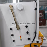 Q12k hidráulica CNC Máquina oscilación del haz Shearing