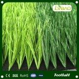 Niet-vult Kunstmatig Gras voor het Gebied van het Voetbal en van de Voetbal
