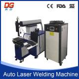 400W vier CNC van het Lassen van de Laser van de As Automatische Machine