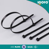 Serre-câble en nylon de Releasible/serre-câble en plastique