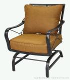 최고 형식 고전적인 미국 옥외 정원 가구 호텔 작은 술집 알루미늄 깊은 착석 의자