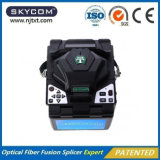 Splicer оптически сплавливания волокна Skycom с дровосеком/стриппером волокна