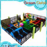 Mini helle Farben-Eignung-Trampoline-Innenkinder, die Trampoline springen