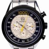Reloj automático 10ATM del ODM de la aduana del acero inoxidable de la alta calidad de la manera impermeable