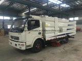 Dongfeng 6 Wielen zuigt de Veger van de Vrachtwagen van de Was van de Weg 5m3