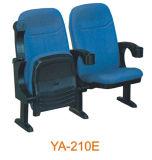 青いファブリック(YA-210E)が付いている安い映画館の椅子