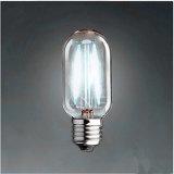 lumière transparente de filament de l'ampoule DEL Edison de 2W 4W 6W 8W T45