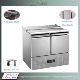 Kitchen Worktable Freezer Stainless Steel Worktable Refigerator Workbench Chiller