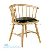 Neuer fester hölzerner speisender Stuhl für Gaststätte-Kaffee (HW-848C)