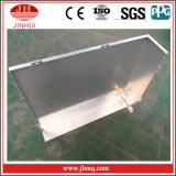 Fácil instalar el aluminio excelente del efecto de la decoración fuera de los paneles de pared