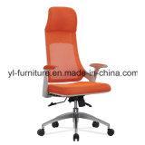 Стул оптовой продажи офисной мебели дешевый с колесами/клерикальным офисом стула сетки/стула офиса сетки