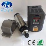мотор шпинделя воды воздуха 220V/380V 2.2kw с инвертором