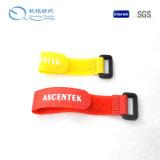 O nylon ajustável da venda quente do produto novo prende com correias o gancho e o laço de nylon
