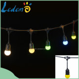 Des LED-10m Riemen-Licht Kabel-WeihnachtenE27