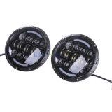 '' Zoll 7 Osram LED Projektor-Scheinwerfer mit DRL H4 H13 Antiaufflackern-Sitzen für JeepWrangler Harley Hummer