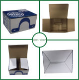 Kundenspezifischer Drucken-Verschiffen-Karton-Großhandelskasten