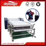 Macchina di scambio di calore del timpano del rullo di Fy-Rhtm600*1900mm per stampa di Digitahi di sublimazione