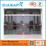 Automatische Poort van de Glijdende Deur van het glas de Automatische