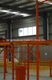 Linha de revestimento do pó do projeto da manufatura para a porta