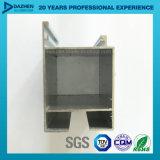 カスタマイズされたカラーOEM ODMが付いているアフリカリビアのWindowsのドアのためのアルミニウムプロフィール