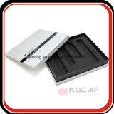 Обратная UV коробка сливк стороны серебряной бумаги печатание установленная упаковывая с подносом ЕВА