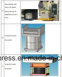 кабель подачи сигналов катушки инвертора частоты перепада давления силы 110ton, протектор перегрузки Showa гидровлический, пунш мотора Teco