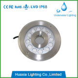 Teich-wasserdichte Beleuchtung|LED-Unterwasserlicht|LED-Unterwasserbrunnen-Beleuchtung