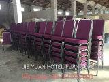 Geformter Sitz, der Metallkirche-Bankett-Stühle (JY-G12, stapelt)
