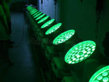 4in1 luz da lavagem do esporte do diodo emissor de luz 36*10W