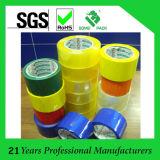 Cinta del lacre del cartón de BOPP/BOPP claro pila de discos el embalaje de la cinta adhesiva/del cartón