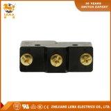 Aprobaciones micro cortas de la UL del Ce del CCC del interruptor de la palanca Lz15-Gw22m-B del rodillo del metal de la bisagra de Lema