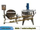 K-St caldaia rivestita 300liter del riscaldamento di gas di serie LGP senza fornello industriale della caldaia rivestita dell'agitatore
