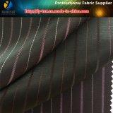 Polyester-Twill-Streifen in den sofortigen Waren für Mann-Klage-Futter (X98-100)