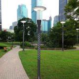 Luz solar del jardín del sistema fotovoltaico sin cualquie contaminación