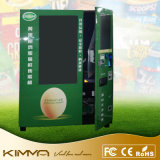 Distributore automatico dell'alimento del trasportatore con la funzione refrigerata dello schermo di tocco