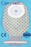 医学のPEのColostomyのOstomyワンピースおよび二つの部分から成った使い捨て可能な袋