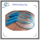 상품 병참술 관리를 위한 플라스틱 UHF RFID 물개 꼬리표