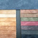 Модная кожа PU синтетическая для мешков или ботинок (HS-M028)