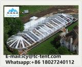 Luxuxim Freien großes Partei-Festzelt-Hochzeits-Aluminiumzelt für 300-600 Sitze