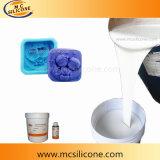 蝋燭石鹸型の作成のための液体RTV2 Silikonゴム