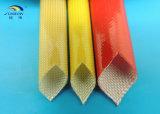 Полиуретан и Acrylic стеклоткани Sleeving Coated