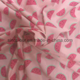 88%Polyester 12%Elastane Drucken-Gewebe für Mädchen-Badebekleidung