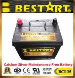 Hochleistungs- 2 Jahr-Garantie USA-Autobatterie Bci 35