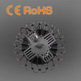 UFO LED Highbay Luz 100W / 200W / 150W aluminio IP44 110lm / W